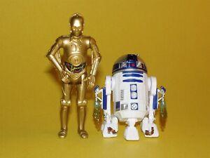 Star Wars TLJ The Last Jedi C-3PO & R2-D2 Loose