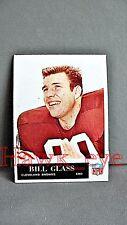 1965 Philadelphia Bill Glass #33 - NM-MT Cleveland  Browns