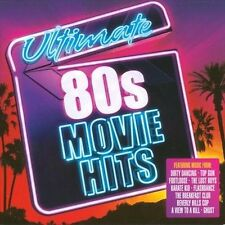 ULTIMATE 80S MOVIE HITS NEW CD