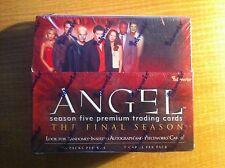 ANGEL SEASON FIVE COMPLETE SEALED BOX OF 36 PACKS