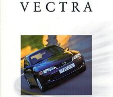 Opel - Vectra  -  Prospekt - 01/2001 - Deutsch - nl-Versandhandel