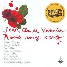NEW Jean-claude Vannier Roses Rouge Sang CD Sealed Serge Gainsbourg