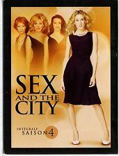 SEX AND THE CITY - Intégrale de la Saison 4 - Coffret  digipack