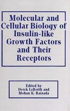 Molecular and Cellular Biology of Insulin-like Growth Factors and Their Receptor