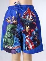 Avengers Beach Swim Boys Shorts  Age 4 to 12 years Marvel Hulk Thor Iron man