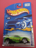 HOT WHEELS - FIRST EDITIONS - MS T SUZUKA - LONG CARD - ANNEE 2001 - R 5886