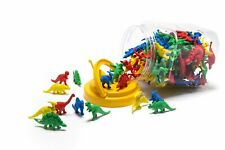 Learning Can Be Fun Dinosaur Counters Jar of 128