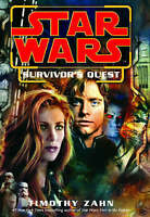 Star Wars: Survivor's Quest, By Zahn, Timothy,in Used but Acceptable condition