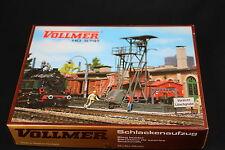 W187 VOLLMER Train Ho Maquette 5741 Elevateur scorie slag loader Schlackenaufzug