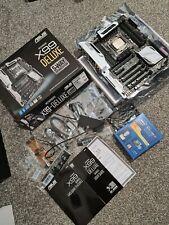 Asus X99 Deluxe + I7-5820K
