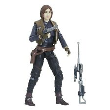 """Star Wars The Vintage Collection Rogue One Jyn Erso 3.75"""" Action Figure LOOSE"""