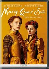 Mary Queen of Scots (Dvd, 2019)
