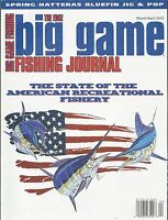 Big Game Fishing Journal Magazine American Recreational Fishery Hatteras Bluefin