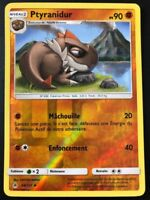 Carte Pokemon PTYRANIDUR 68/131 REVERSE Soleil et Lune 6 SL6 FR NEUF