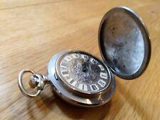 Original reloj de bolsillo Molnija USSR Unión Soviética calibre 3602