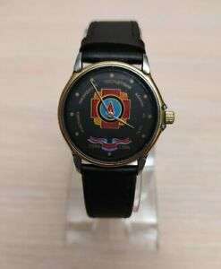 Rare Russia Vintag CHERNOBYL LIQUIDATOR Time Mechanical Wristwatches Watch