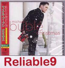 Michael Buble - Christmas CD+Bonus track Sealed - 2011 Reprise- Made in Japan
