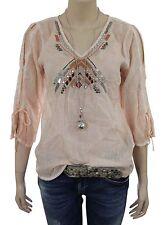 "CREAM Tunikabluse ""Monaco blouse"" rosé Gr. 36 / S  (C71)x"
