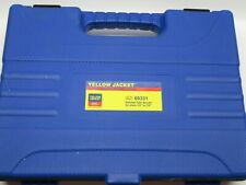 "Yellow Jacket Refrigeration Service Tools Ratchet Tube Bender #60331 1/4"" to 7/8"
