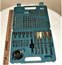 Brand New Allied Tools 48 pc Power Drill Accessory Set