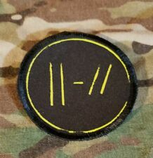 21 Pilots Morale Patch Tactical ARMY Military USA Badge Hook Kitchen Sink