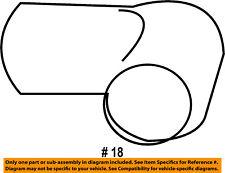 FORD OEM 16-18 Edge Parking Aid-Sensor GT4Z15K859AAPTM