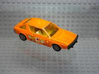Renault 17 TS #260 Orange - Majorette - France - Miniature Vintage 1:56