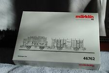 Marklin train cars (set of two) Weinwagen 46762