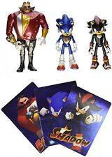 SONIC THE HEDGEHOG Boom 3-Inch DIORAMA-Sonic Shadow Dr Eggman