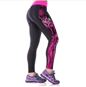 Running Tights Colorful 6 Patterns