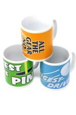 Golf Society Prizes Longest Drive, Nearest The Pin & All The Gear Coffee Mugs