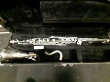Selmer  plastic  BASS CLARINET  COMPLETLY RECONDITIONED