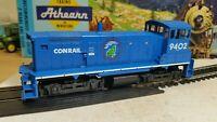 Athearn sw1001 Conrail locomotive train engine HO # 9402 dummy sw1500 switcher