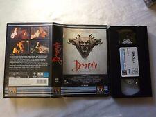 Dracula Horror Gary Oldman Winona Ryder    FSK ab 16 Jahre VHS gebr