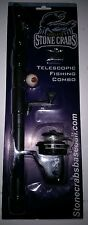Charlotte Stone Crabs Tampa Bay Rays Fishing Combo. New