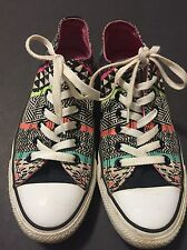 9527c961405b Converse Multi-Color Low (3 4 in. to 1 1 2 in.) Heel Athletic Shoes ...