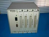 NI SCXI-1000 SCXI1000 Mainframe ONLY Modules are NOT Included