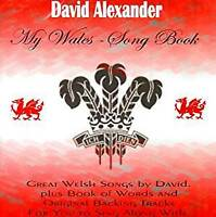 David Alexander - My Wales - Song Book (NEW CD)