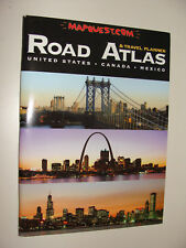 MapQuest.com  Road Atlas & Travel Planner US Canada Mexico 2002 National Parks