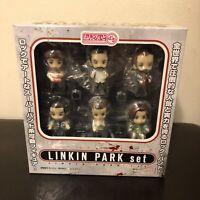 FREE SHIPPING Good Smile Company LINKIN PARK Nendoroid Petit Chester Bennington