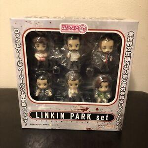 GSC LINKIN PARK Nendoroid Petit Figure Chester Bennington