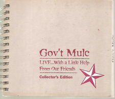 GOV'T MULE LIVE… With A Little Help From Our Friends - Collector's Edition 4CD