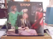 Louisiana's Leroux Lp Keep The Fire Burning 1979 Great Cover