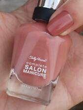 NEW! Sally Hansen Complete Salon Manicure nail polish SO MUCH FAWN ~ Tan Brown