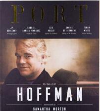 Philip Seymour Hoffman Samantha Morton Gabriel Garcia Marquez PORT MAGAZINE Mint