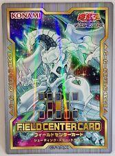Yu Gi Oh Japanese Field Center Card Parallel Rare Shooting Star Dragon