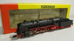 Fleischmann Spur H0 Nr. 4139 Dampflok BR 39 204 der DRG in OVP    Top Zustand