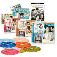 The Teen Years 8 CD Set by Zestify as Seen on TV Bonus CD 2 DVD Booklet