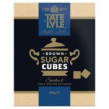 Tate & Lyle Fairtrade Demerara Sugar Cube - 500g (1.1lbs)