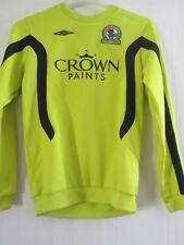Blackburn Rovers Training Football Shirt Size XL Boys /43766